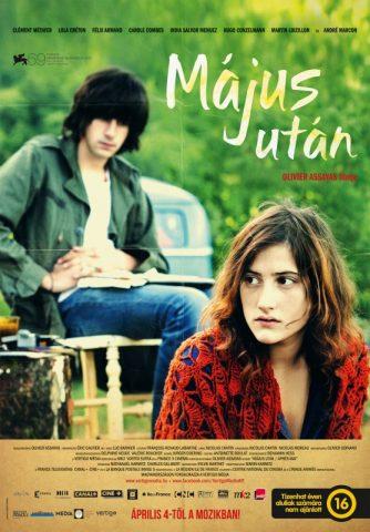 Május után, film plakát
