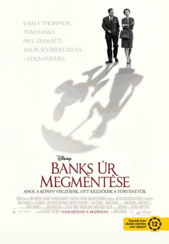 Banks úr megmentése, film poszter