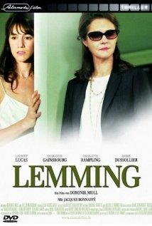 Lemming, mozi poszter