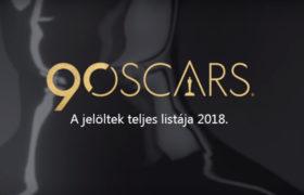 90. OSCAR 2018