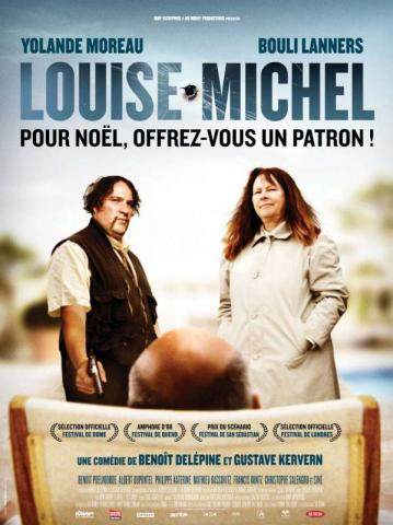 Profi bérgyilkost keresünk – nem nem akadály (Louise Michel) 2008