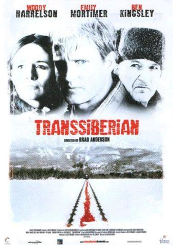 Transz-Szibéria film poszter