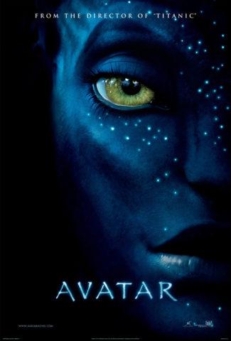 Avatar, film plakát