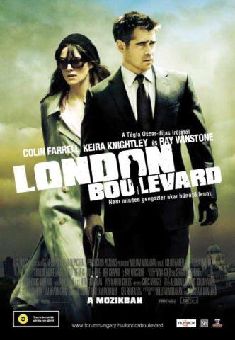 London Boulevard, film poszter