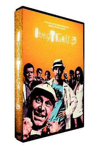 Üvegtigris 3 DVD