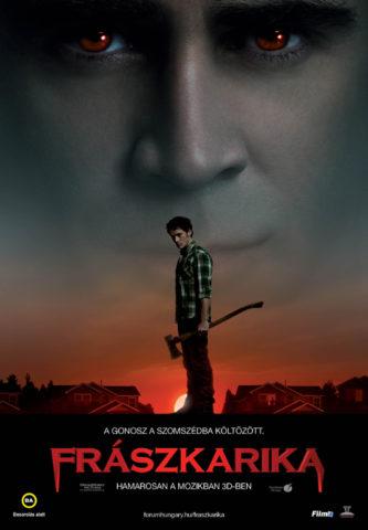 Frászkarika, film plakát
