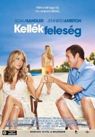 Kellékfeleség (Just Go With It) 2010