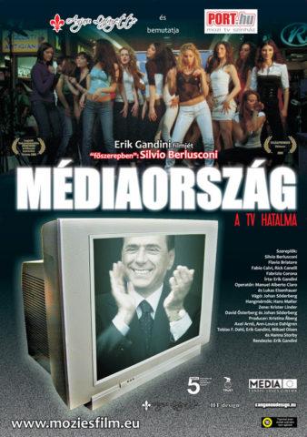 Médiaország, film poszter