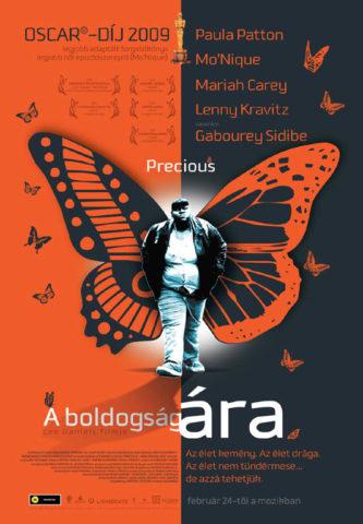 Precious - A Boldogság ára, film poszter