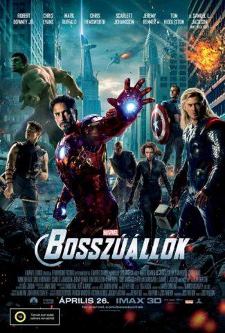 Bosszúállók (The Avengers) 2012