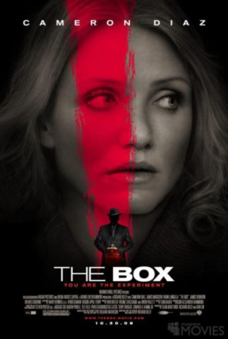 A doboz, film plakát