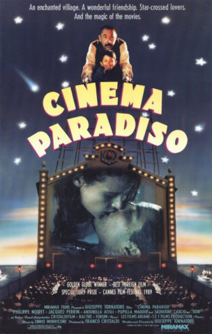 Cinema Paradiso, film plakát