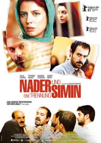 Nader és Simin –  Egy elválás története (Jodaeiye Nader az Simin) 2011