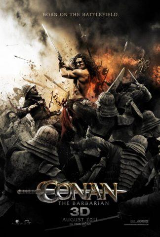 Conan, a barbár 3D (Conan the Barbarian) 2011