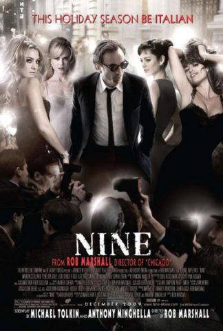 Kilenc, film plakát