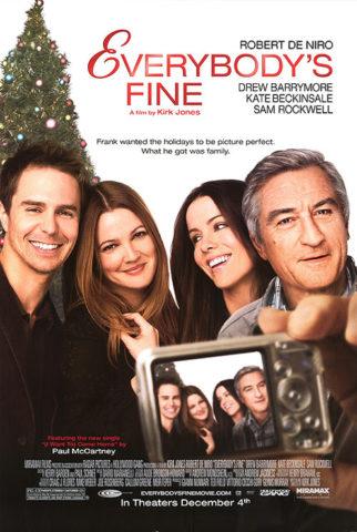 Mindenki megvan, film plakát