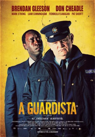 A guardista (The Guard) 2011
