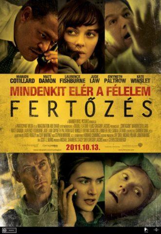 A fertőzés, film plakát