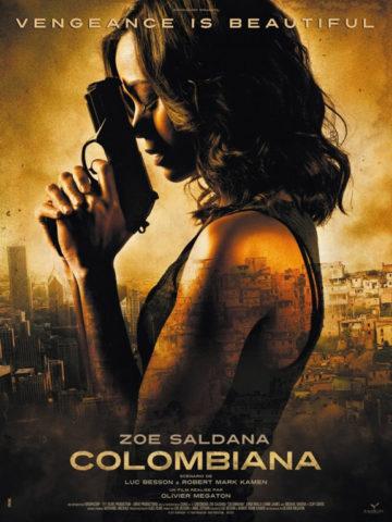 Colombiana, film plakát