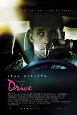 Drive - Gázt! Film plakát
