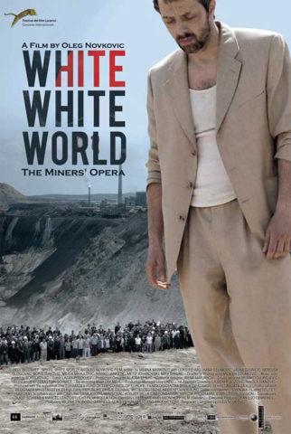 Egy fehér, fehér világ, film plakát