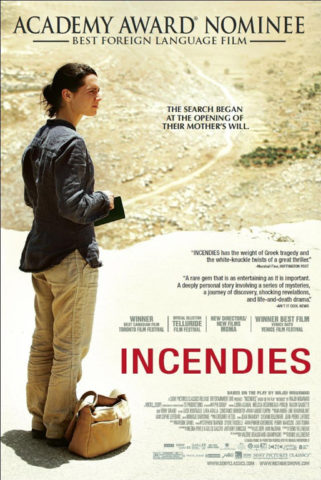 Felperzselt föld (Incendies) 2010