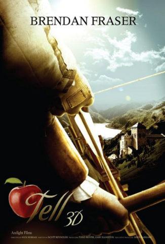 Tell Vilmos 3D, film plakát