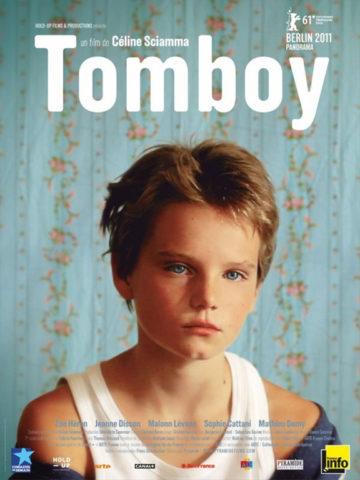 Tomboy, film plakát