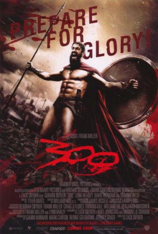300, film plakát