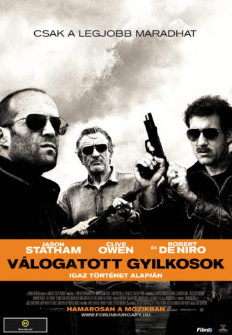Válogatott gyilkosok (Killer Elite) 2011