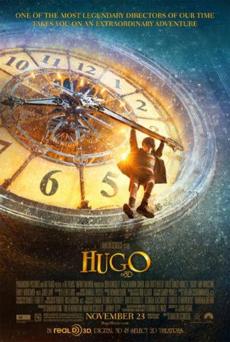 A leleményes Hugo, film plakát