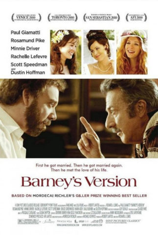 Barney és a nők, film plakát