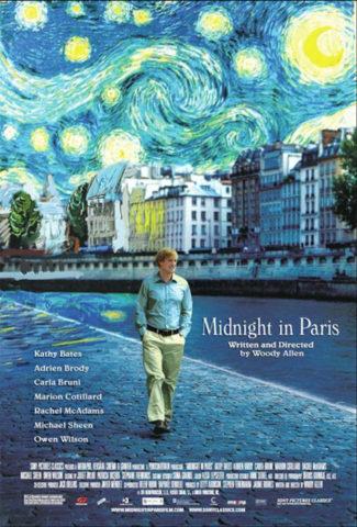 Éjfélkor Párizsban (Midnight in Paris) 2011