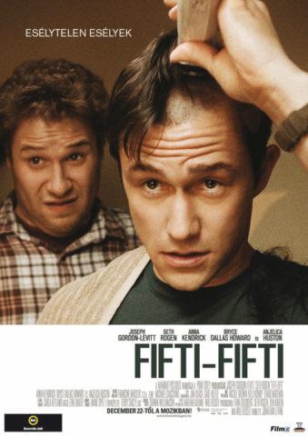 Fifti-fifti, film plakát