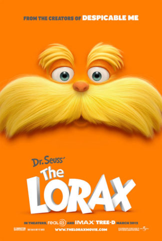 Lorax (Dr. Seuss' The Lorax) 2012