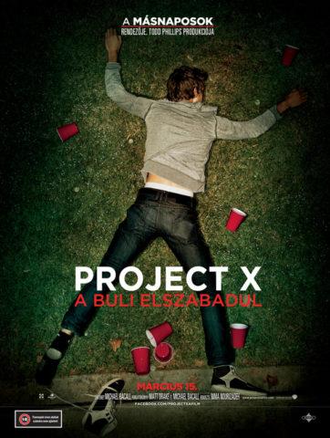 Project X – A buli elszabadul (Project X) 2012