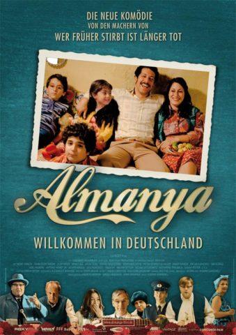 Almanya - A török paradicsom, film plakát