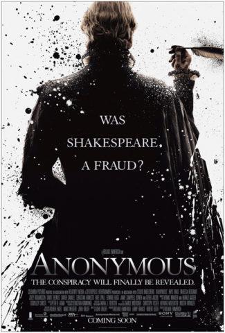 Anonymus, film plakát