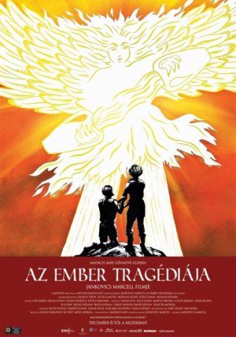 Az ember tragédiája, film plakát
