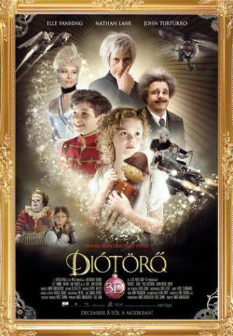 Diótörő 3D, film plakát