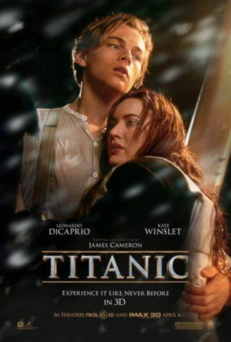 Titanic 3D (Titanic) 2012