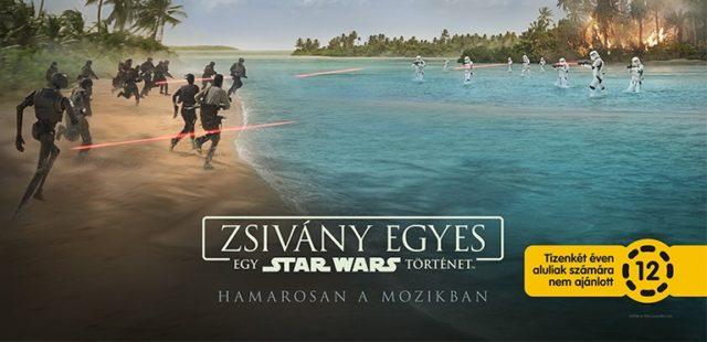 Zsivány Egyes – Egy Star Wars történet (Rogue One: A Star Wars Story) 2016