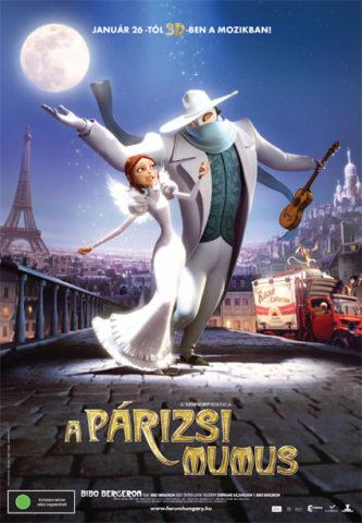 A párizsi mumus 3D (Un monstre a Paris / A Monster in Paris) 2011