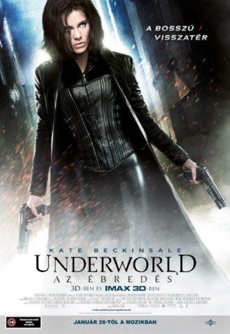 Underworld 4. – Az ébredés IMAX 3D  (Underworld Awakening) 2011