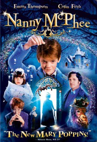 Nanny McPhee - A varázsdada, film plakát
