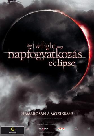 Alkonyat – Napfogyatkozás (The Twilight Saga – Eclipse) 2010