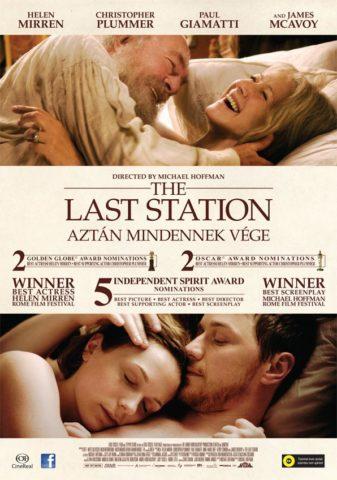 Aztán mindennek vége (The Last Station) 2009