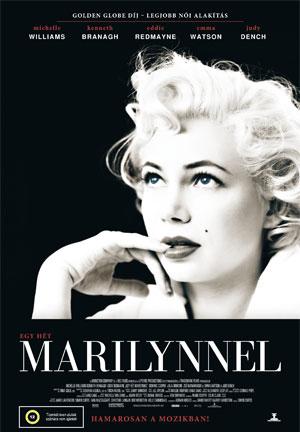 Egy hét Marilynnel (My Week with Marilyn) 2011