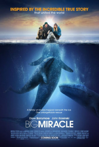 Mindenki szereti a bálnákat (Big Miracle) 2012
