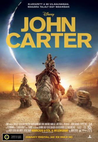 John Carter IMAX 3D (John Carter 3D) 2012